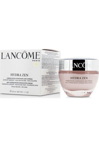 Lancome Hydrazen Anti-Stress Rich Cream 50 Ml
