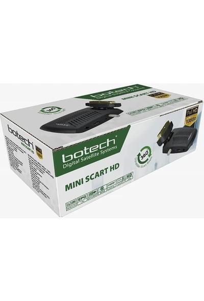 Botech Mını Scart Full Hd Uydu Alıcısı 1080P