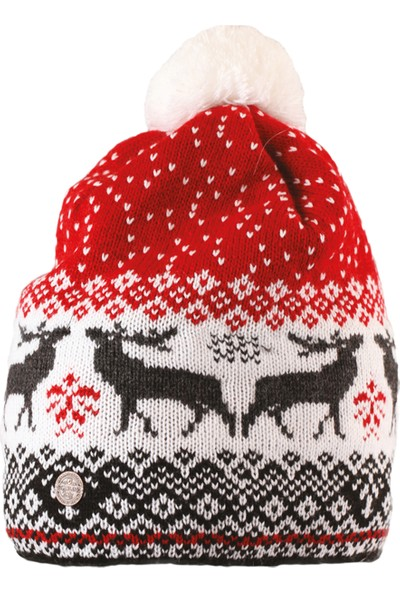 Starling Hygge SRL.C068 Red/multi Kadın Şapkalar