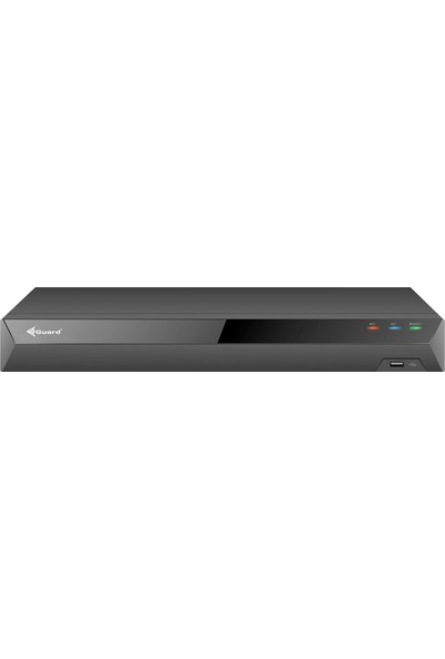 Vguard Vg 16C2 Nvr 16 Kanal 12MP H.265+ 2 Disk Network Kayıt Cihazı