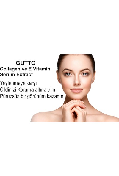 Gutto Collagen E Vitamin Serum