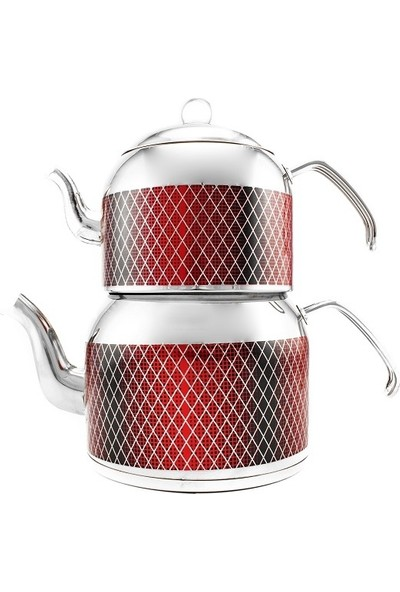 Remetta Tappeto Plus Aşiret Boy Çaydanlık