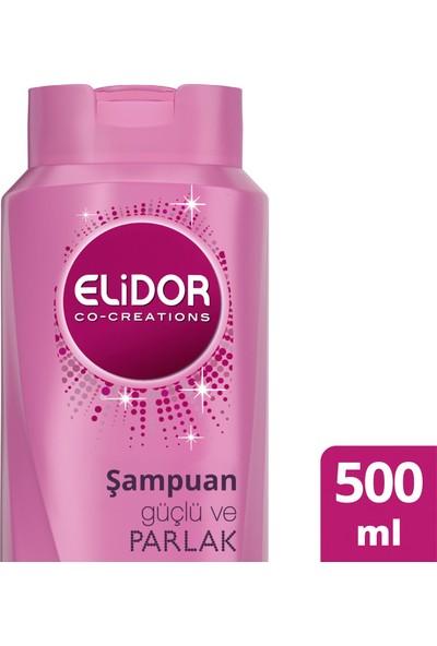 Elidor Güçlü ve Parlak Şampuan 500 ml
