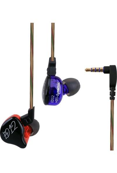 Kz ED12 Kulak İçi Kulaklık