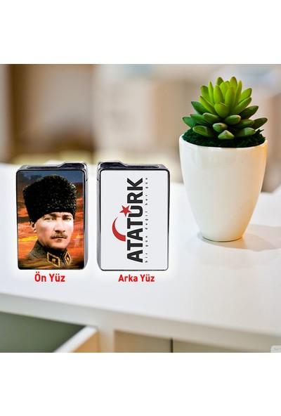 Atatürk Temalı Çakmak 2