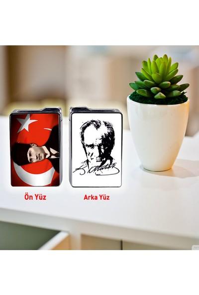Atatürk Temalı Çakmak 1