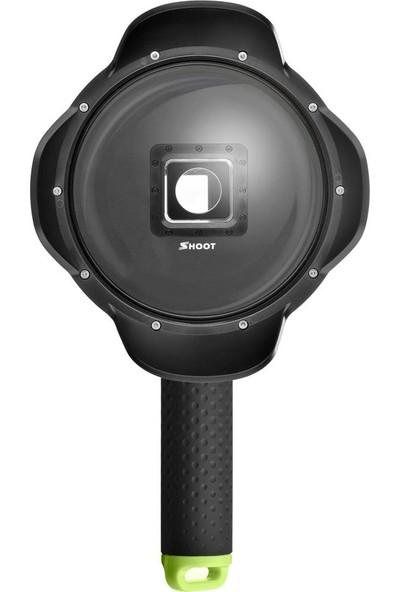 Xiaomi Yi 4K Parasoleyli Shoot Su Altı Dome Port