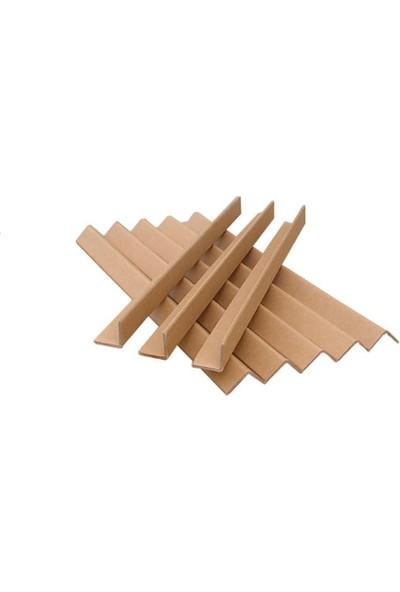 Unipak Köşebent Karton 40 x 40 cm 4 mm 1 M 50'li