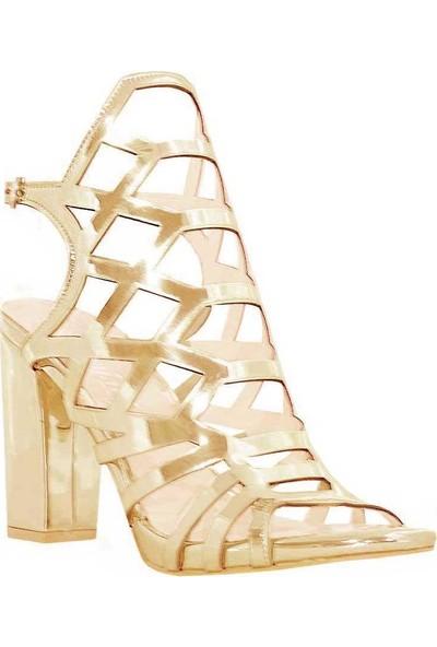 Stey-Mi 4552 Topuklu Kadın Sandalet