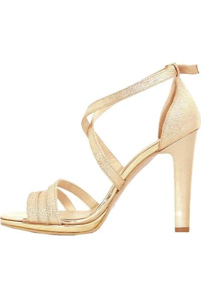 Pierre Cardin 91059 Topuklu Kadın Sandalet