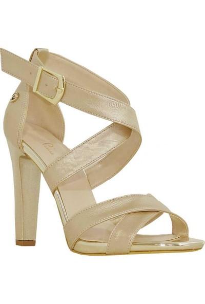 Pierre Cardin 91050 Topuklu Kadın Sandalet