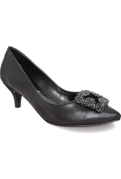 Stey-Mi Çizgi 1908 Taşlı Kadın Ayakkabı