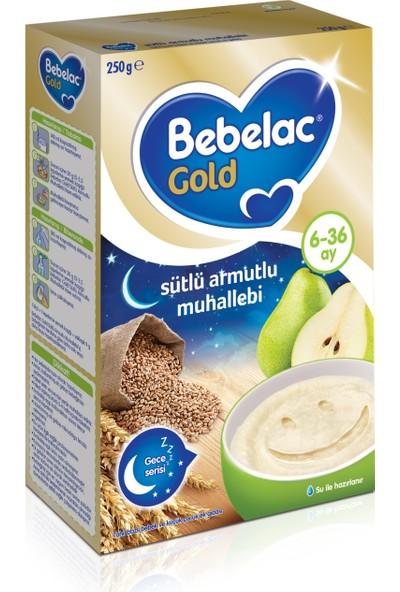 Bebelac Gold Sütlü Armutlu Muhallebi 250 gr