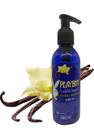 Playboy Vanilyalı ve Hindistancevizi Aromalı Masaj Yağı