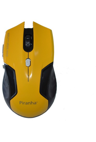 Piranha X5 Kablosuz Mouse