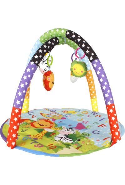 Minigo Floby Bebek Oyun Halısı - Yıldız