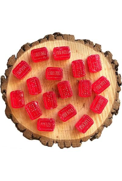 Gourmeturk Tarçın Aromalı Akide Şekeri | 200 G