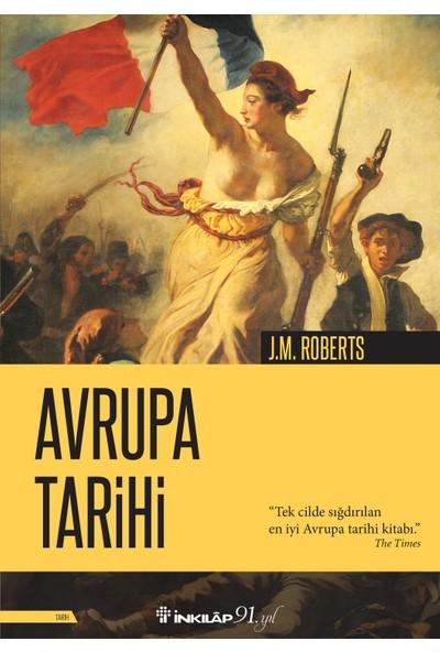 Avrupa Tarihi - J. M. Roberts