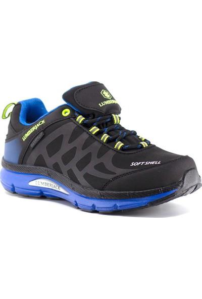 Lumberjack 9K-100420835 Ursa Kadın Ayakkabı Siyah