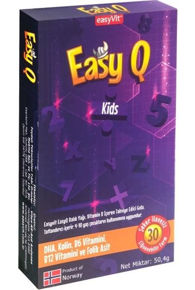 Easy Kids Vitamin ve Folik Asit
