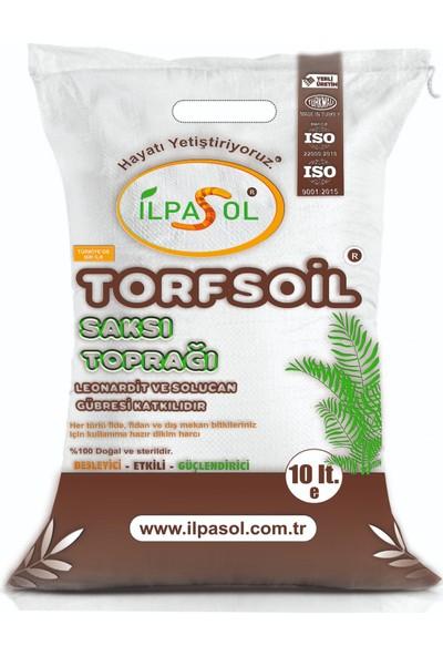 Ilpasol Torfsoil Saksı ve Çiçek Toprağı 10 lt