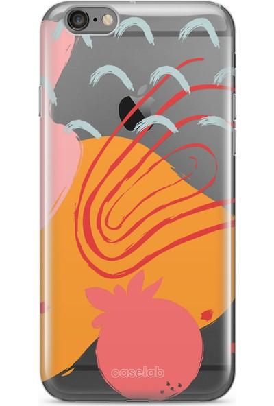Caselab Apple iPhone 6 / 6s Pomegranate Attack Tasarımlı Kılıf