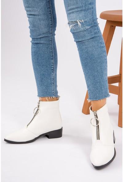 Fox Shoes Beyaz Kadın Bot G563163609