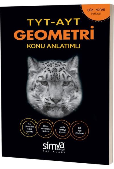 Simya Yayınları 12. Sınıf Geometri TYT - AYT Konu Anlatımlı Kitap