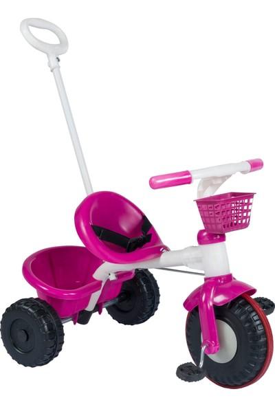 Ebeveyn Kontrollü 3 Tekerlekli Çocuk Bisikleti
