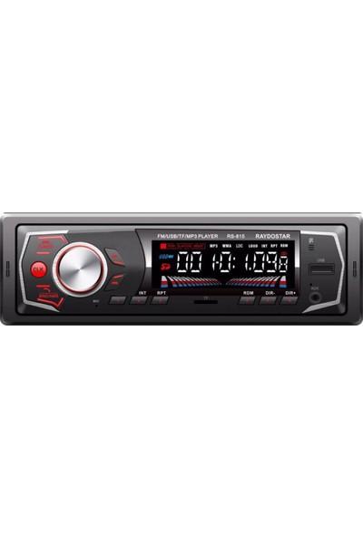 Radyostar Bluetoothlu Oto MP3 Çalar RS-815