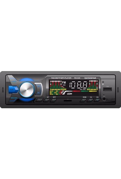Radyostar Oto MP3 Çalar RS-545