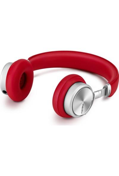 Meizu HD50 Hi-Fi Kulaklık Kulak Üstü - Kırmızı
