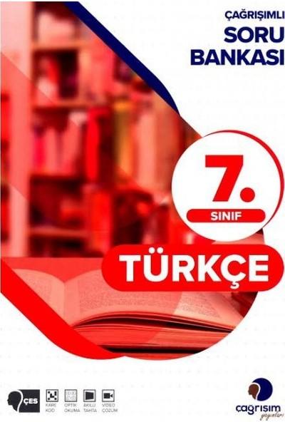 Çağrışım Yayınları Türkçe Soru Bankası 7. Sınıf
