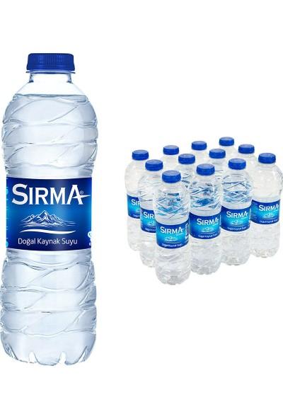 Sırma Su 0.5 Lt 24'lü Paket