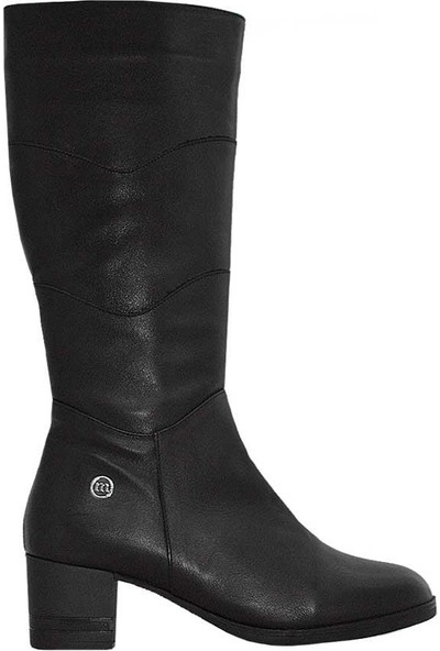Mammamia D18Kc-2055 Deri Kadın Çizme