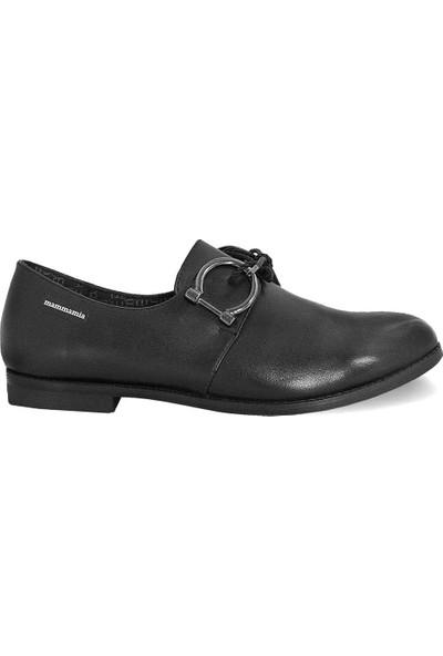 Mammamia D19Ya-3225 Deri Kadın Ayakkabı