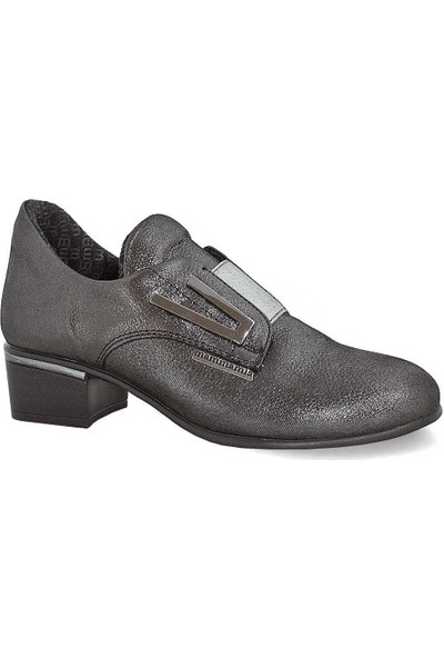 Mammamia D19Ka-285 Deri Kadın Ayakkabı