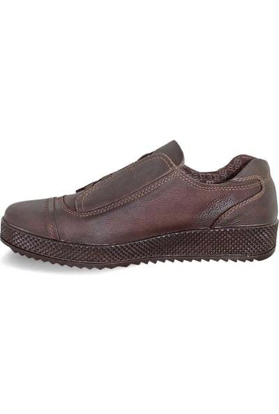 Mammamia D19Ka-405 Deri Kadın Ayakkabı