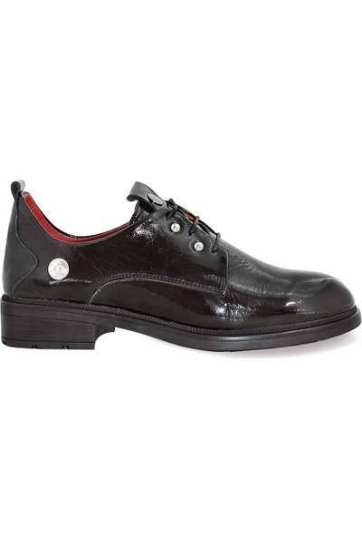 Mammamia D19Ka-845 Deri Kadın Ayakkabı