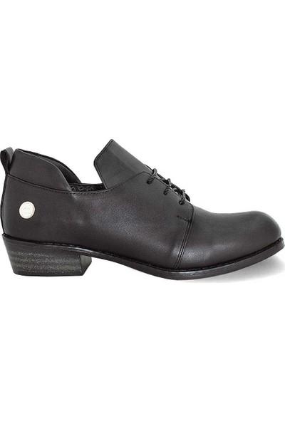 Mammamia D19Ka-3030 Deri Kadın Ayakkabı