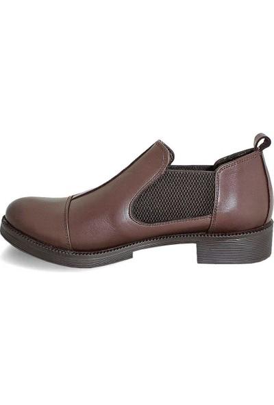 Mammamia D19Ka-655 Deri Kadın Ayakkabı