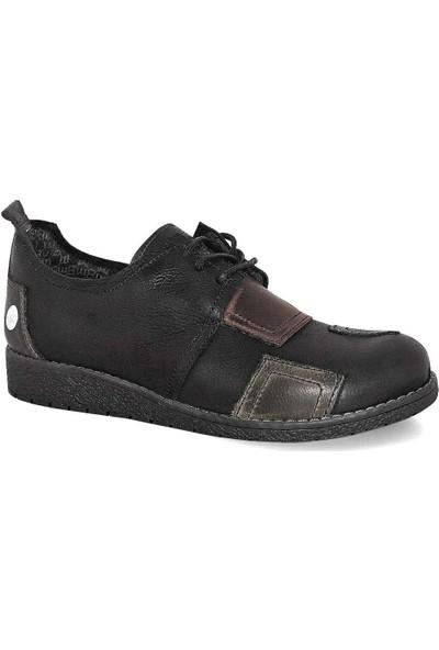 Mammamia D19Ka-155 Deri Kadın Ayakkabı