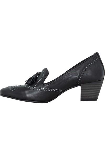 Mammamia D18Ya-3995 Deri Kadın Ayakkabı