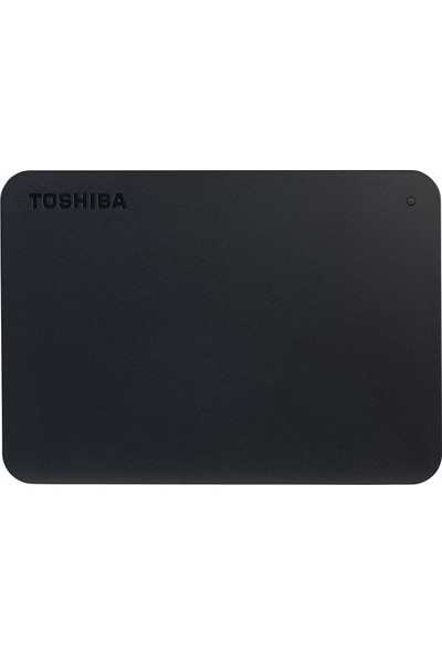 "Toshiba Canvio Basics 500GB 2.5"" Siyah Taşınabilir Disk HDTB405EK3AA"