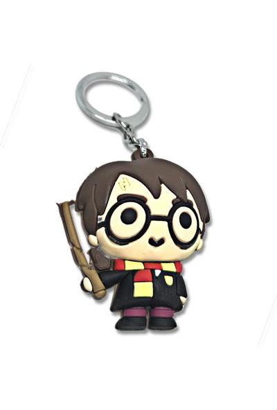 Gamerloot Harry Potter Anahtarlık - Harry ve Asa
