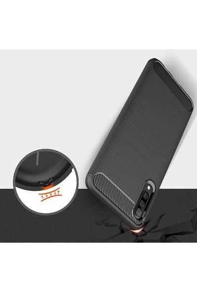 Efsunkar Huawei P Smart 2019 Premier Silikon Kılıf - Siyah