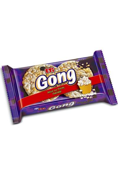 Eti Gong Mısır Ve Pirinç Patlağı 64 gr