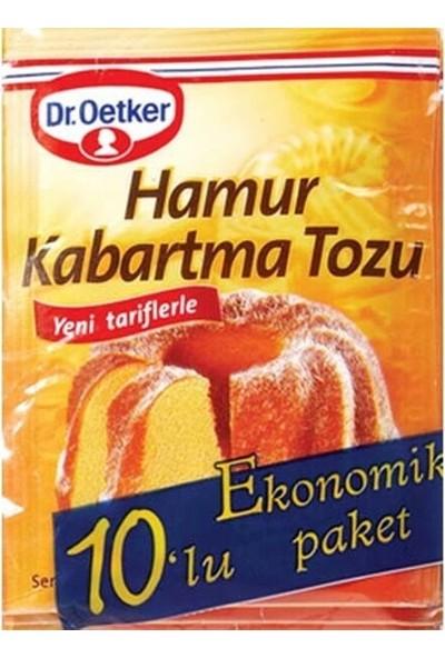 Dr.Oetker Kabartma Tozu 10 Lu