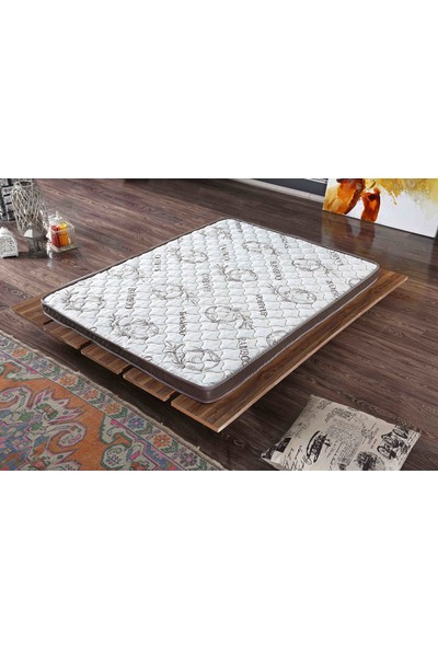 Delfino Sleeping Full Bamboo Visco Ped Yatak Şiltesi 80 x 160