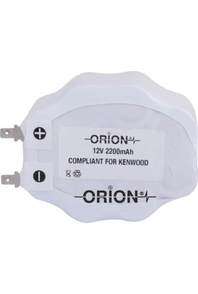 Orion Kenwood Uyumlu 12V Şarjlı Süpürge Pili